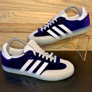 New Adidas Samba OG Good Times 420 Purple Velvet